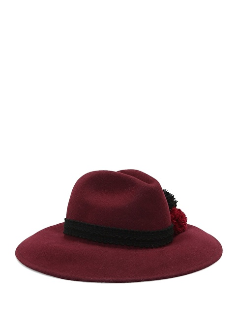 Helena Berman London Şapka Bordo